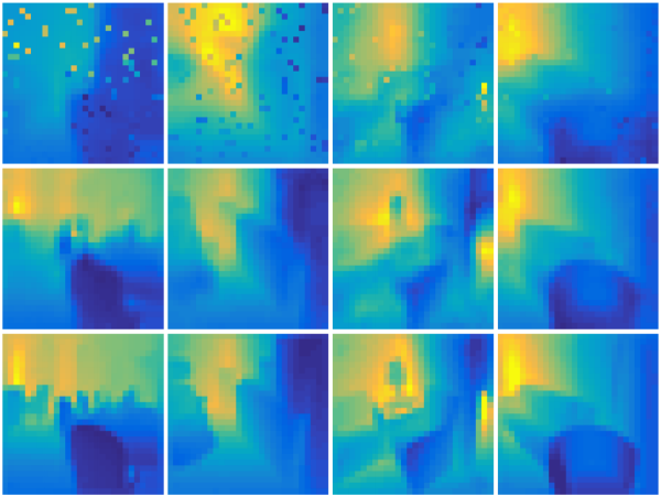 Deep Component Analysis via Alternating Direction Neural Networks